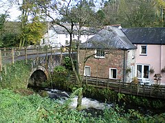 Glandwr Mill and the bridge - geograph.org.uk - 1044486.jpg