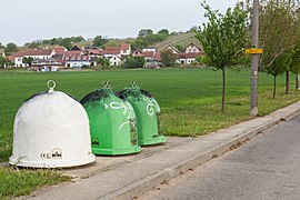 Glass salvage containers Bořetice 2020.jpg