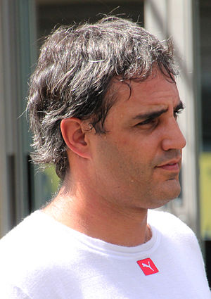 2007 Toyota/Save Mart 350 - Juan Pablo Montoya (pictured in 2015) became NASCAR Nextel Cup Series' first foreign-born winner since 1974.