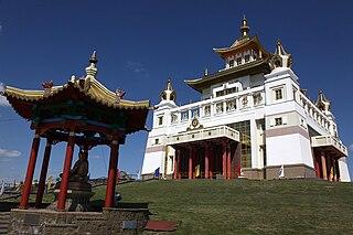 Buddhism in Kalmykia