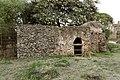 Gondar, cittadella, case dei leoni 01.jpg