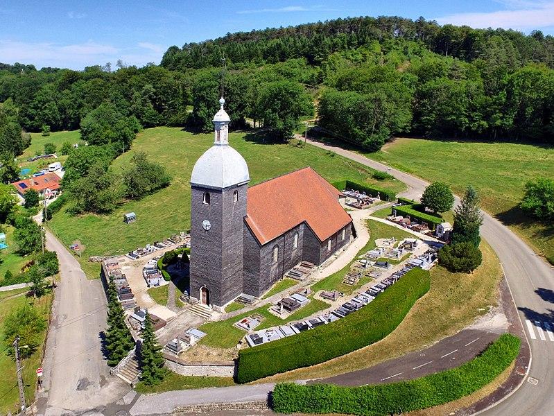 Église Saint-Maurice de Gonsans