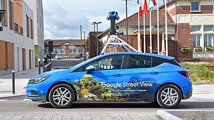 Google Street View Wikiwand