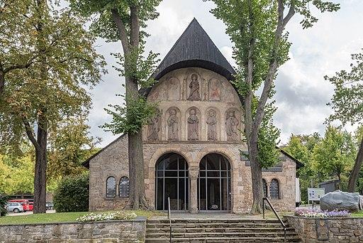 Goslar, Domvorhalle 20170915 001