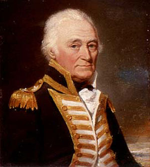 John Hunter (Royal Navy officer)