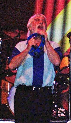 Graeme Edge - Graeme Edge in 2007.