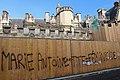 "Graffiti ""Marie-Antoinette = féminicide"", rue du Sommerard, Paris 5e 1.jpg"