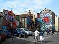 Graffiti Art, Kensington Street, Brighton (1) - geograph.org.uk - 786107.jpg