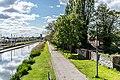 Grand Canal at Drimnagh Luas stop - 152482 (40861532863).jpg