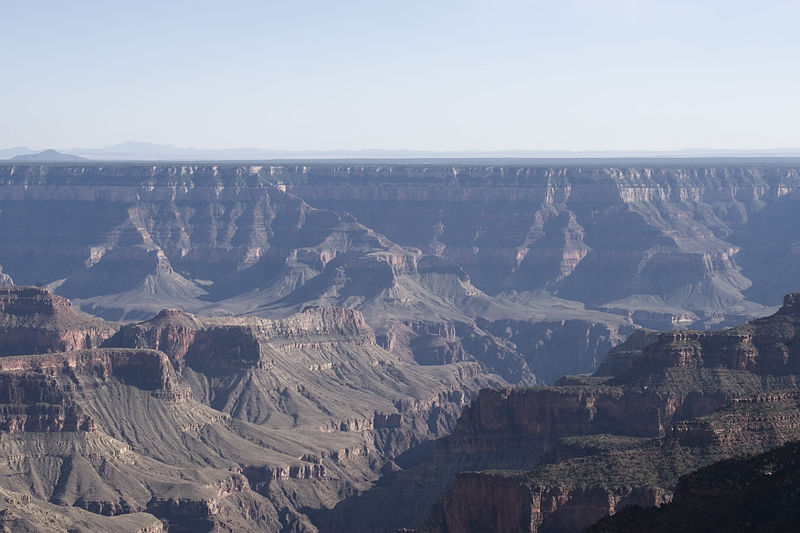 File:Grand Canyon North Rim View.jpg