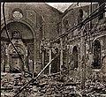 "Grand Spanish Temple, ""Cahal Grande"" synagogue, located on 12 Negru Vodă Street, Bucharest, January 1941.jpg"