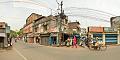 Grand Trunk Road and Sibpur Road Crossing - Sibpur Bazaar Area - Howrah 2014-06-15 5072-5075 Archive.TIF