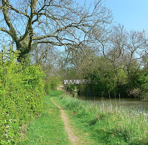 Grand Union Canal, Leicestershire - geograph.org.uk - 417906