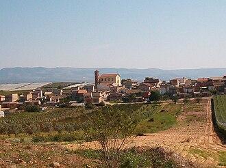 Granieri - Image: Granieri panorama