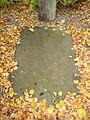 Grave of Georg J-son Karlin in Lund Sweden.JPG