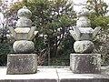 Grave of Nabeshima Muneshige in Kōden-ji.JPG