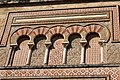Great Mosque of Cordoba, exterior detail, 8th - 10th centuries (38) (29813090365).jpg