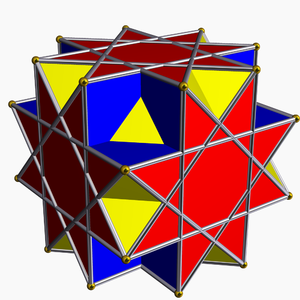 Crossed square cupola - Image: Great cubicuboctahedron