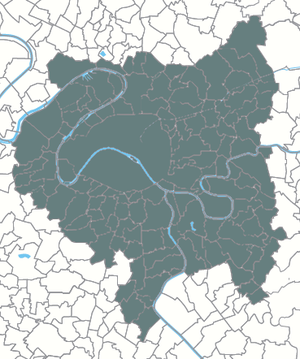 Greater Paris Metropolis