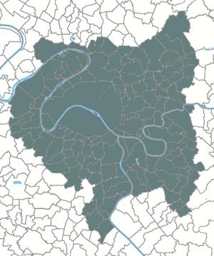 Greater Paris Metropolis