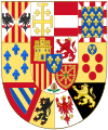 Greater Royal Arms of Spain (1931)-Escutcheon of France.svg