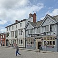 Green Dragon and Ponty Tavern (17396518353).jpg