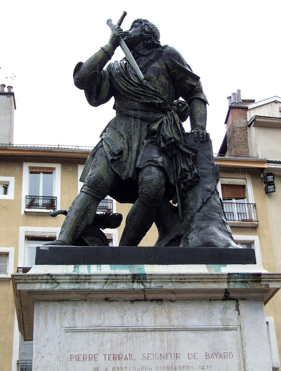 Grenoble - Chevalier Bayard