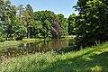 Griebenow, Schloss, im Park 5 (2011-06-11) by Klugschnacker in Wikipedia.jpg