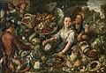 Groentemarkt, Joachim Beuckelaer, 1567, Koninklijk Museum voor Schone Kunsten Antwerpen, 5045.jpg