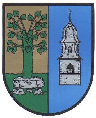 Groß Düngen - Image: Gross Duengen Wappen