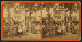 Group of musicians, Pittsfield, N.H, by Henry W. Osgood.png