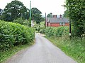 Grove Lane, Somersal Herbert - geograph.org.uk - 200475.jpg