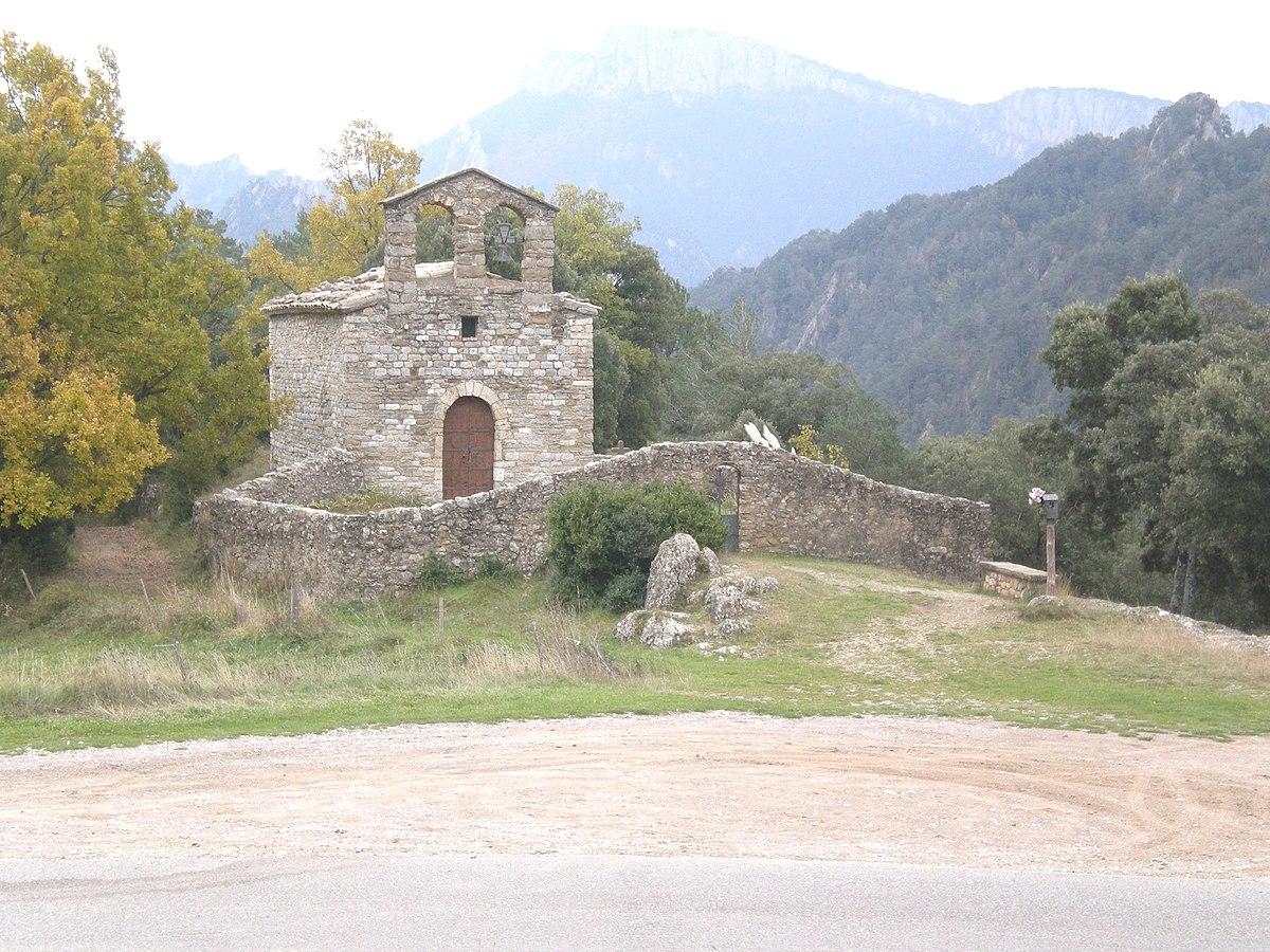 Sant Serni de Vilamantells