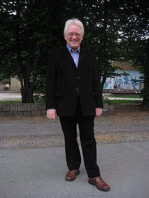 Christopher Gunning - Christopher Gunning in Ljubljana, 2009