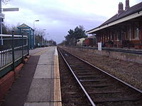 Gunton Railway staion 10 Jan 2007 (3).JPG