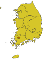 Gwangju map.png