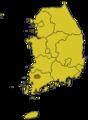 Gwangju map.png
