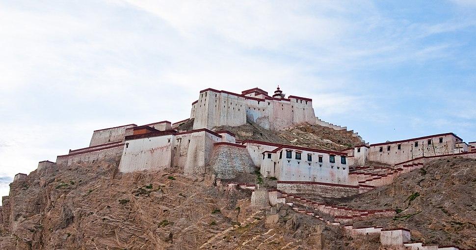 Gyantse Dzong4