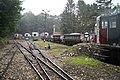 Gyermekvasút - Children's Railway in Budapest 29.jpg