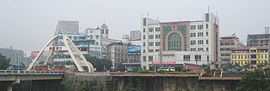 Hekou border crossing