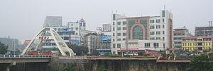 Hekou Yao Autonomous County - Hekou border crossing