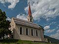Häselgehr, katholische Pfarrkirche heilige Martin Dm64094 foto4 2014-07-25 15.30.jpg