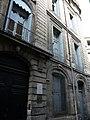 Hôtel de Baudon de Mauny (Montpeller) - Façana principal i porta.jpg