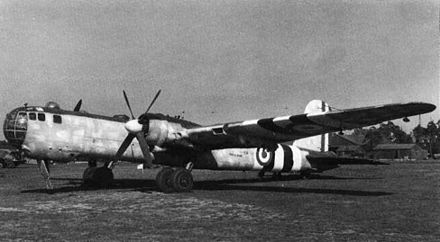 A captured Heinkel He 177A in French Armee de l'Air colors in 1945 HE 177 ground.JPG