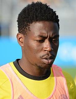 Jordan Dover Guyanese international footballer