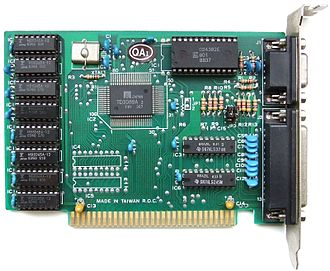 Hercules Graphics Card - HGC-compatible video card.