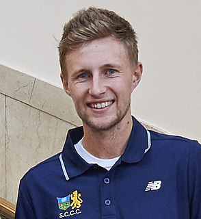 Joe Root England cricketer