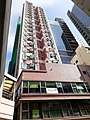 HK 中環 Central Hollywood Road near 奧卑利街 Old Bailey Street October 2020 SS2.jpg