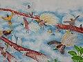 HK 九龍城 Kln City 土瓜灣 To Kwa Wan wall painting graffiti art birds n cloud 落山道 Lok Shan Road 炮仗街 Pau Chung Street 馬頭圍道 Ma Tau Wai Road February 2021 SS2 04.jpg