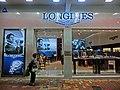 HK Causeway Bay 啟超道 Kai Chiu Road night shop Longines Aaron Kwok Fu Shing watch Mar-2013.JPG
